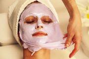 Альгінатна маска для обличчя в домашніх умовах