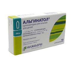 Протизапальний засіб Альгінатол