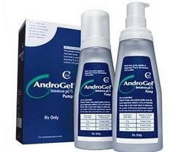 Форма випуску Андрогеля - гель для зовнішнього застосування