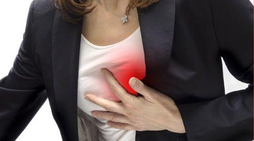Порушення в роботі серцево - судинної системи при анемії