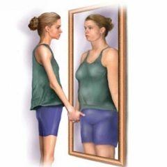 Нервова анорексія - серйозне захворювання, якому піддаються переважно дівчата