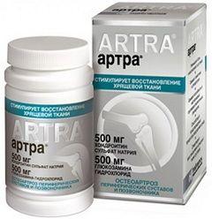 Форма випуску артрит - таблетки