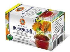 Нирковий чай для лікування циститу
