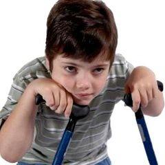 Ішемія - одна з причин дитячого церебрального паралічу