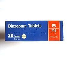Таблетки Діазепам 5 мг