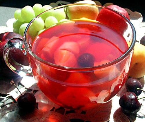 фруктовий компот
