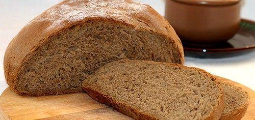 З борошняних виробів дозволяється хліб і печиво з житнього борошна