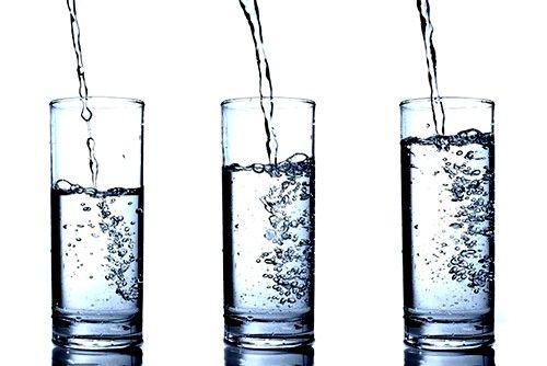 потрібно збільшити прийом води з вмістом лугу