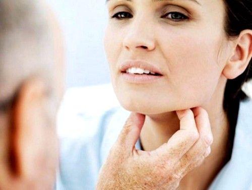 Причини запалення щитовидної залози