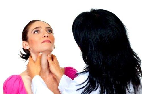 Ознаки дифузних змін щитовидної залози