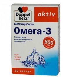 Доппельгерц Омега-3 в капсулах