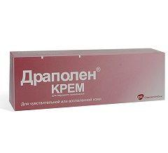 Антисептичний крем Драполен
