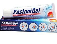 Фастум-гель - засіб для лікування захворювань опорно-рухового апарату