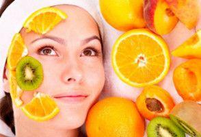 Фруктовий пілінг - пілінг фруктовими кислотами
