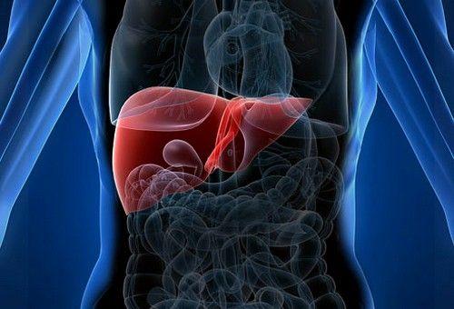 При хвороби Крона можливо запалення печінки