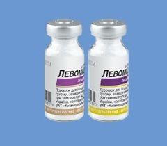 Левоміцетин - антибіотик для лікування холери