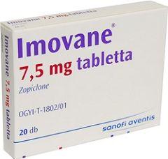 Снодійний препарат Імован