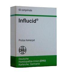 Инфлюцид - препарат для лікування простудних захворювань