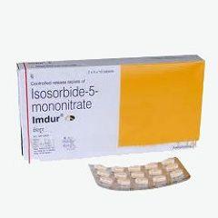 Таблетки Ізосорбіду мононітрат