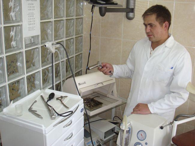 Підготовка до огляду у лікаря