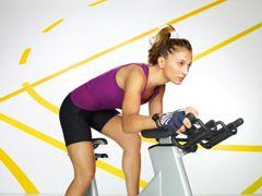 Кардіо тренування вдома велотренажер