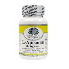 Біологічно активна добавка Л-аргінін