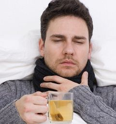 Мета лікування ларингіту - зняття неприємних симптомів