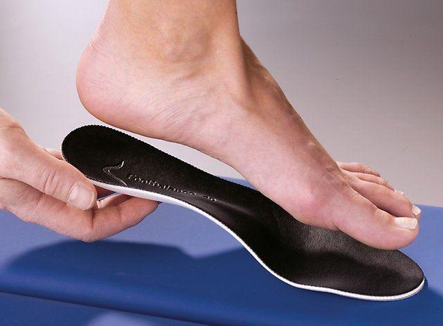 Ортопедичні устілки для взуття