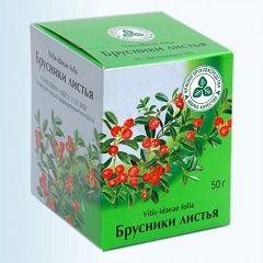 Листя брусниці - збір для лікування захворювань нирок