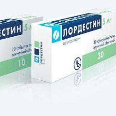 Протиалергічний препарат Лордестін