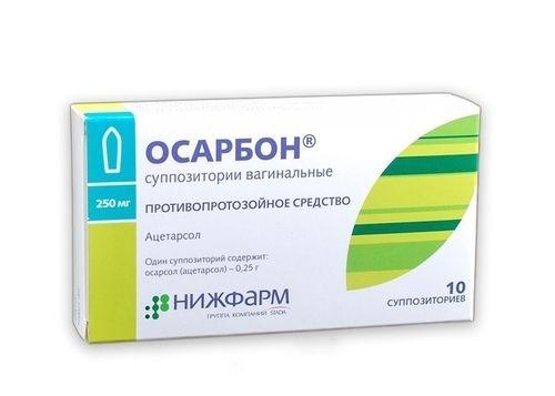 Осарбон має схожі з Макмірор комплекс фармакологічні властивості, ціна близько 150 руб.