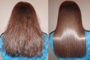 Маска для ламінування волосся в домашніх умовах