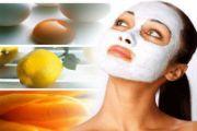 Маска для сухої шкіри обличчя в домашніх умовах