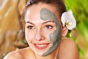 Маски для обличчя з лікувальної глиною