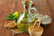 Масло гірчиці: корисні властивості, застосування