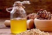 Масло кедрового горіха: корисні властивості, застосування