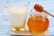 Мед від кашлю, молоко з медом від кашлю - як правильно застосувати?