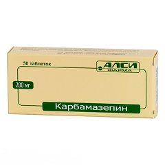 Карбамазепін - один з препаратів для лікування миоклонии
