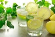 Напої для нормалізації обміну речовин