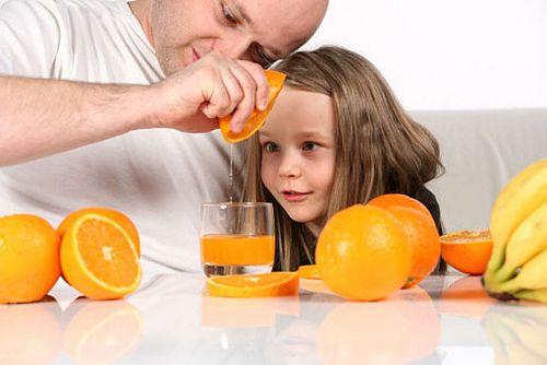 Фруктовий сік - джерело вітамінів