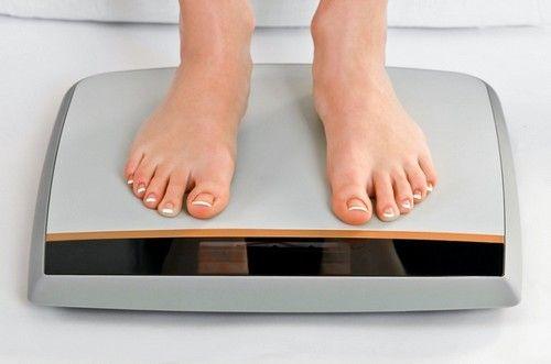 Раптовий набір ваги як ознака порушення роботи щитовидної залози