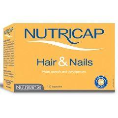 БАД Нутрікап для здоров`я волосся і нігтів