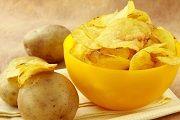 uchenue soobwili o polze chipsov i kartofele fri