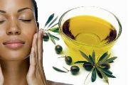 Оливкова олія для шкіри обличчя