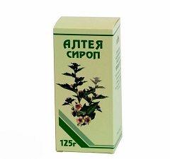 Алтея сироп - аналог пектусин