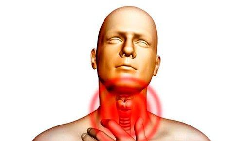 невроз горла
