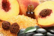 Персикове масло для шкіри обличчя від зморшок