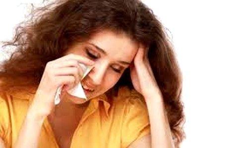 Симптоми опіку очей
