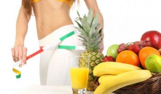 Правильне харчування - основа в зниженні ваги