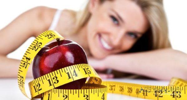 Правильне харчування - запорука успішного схуднення
